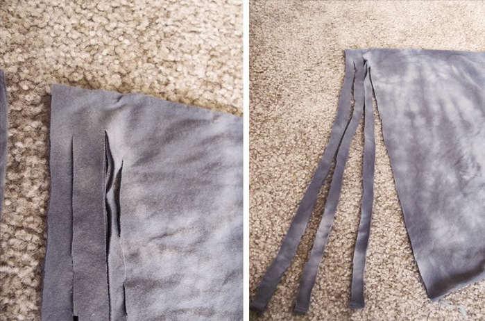 Из футболок, которые не станут одеждой, выйдут неплохие аксессуары.