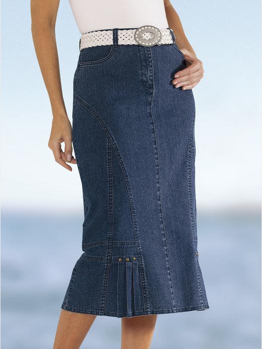 Как разрезать джинсы