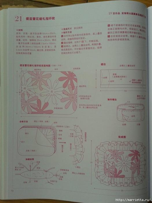 Гавайский квилтинг. Летние сумки, косметички, покрывала (70) (525x700, 220Kb)
