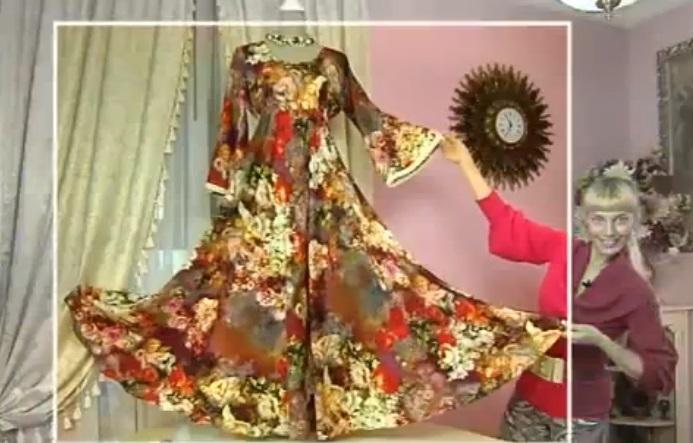 Шить платья своими руками ютуб