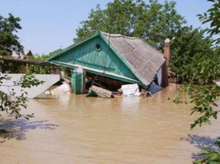 Кто создал наводнение?