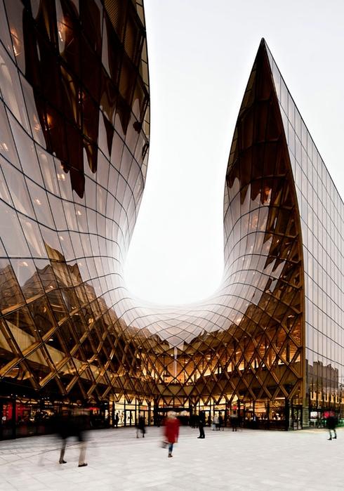 современная архитектура комплекс Emporia фото 2 (490x700, 255Kb)