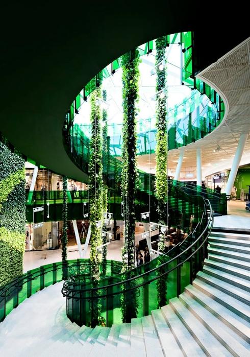современная архитектура комплекс Emporia фото 4 (490x700, 299Kb)