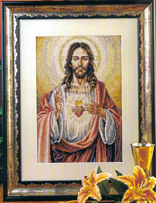 Jesus (539x700, 404Kb)