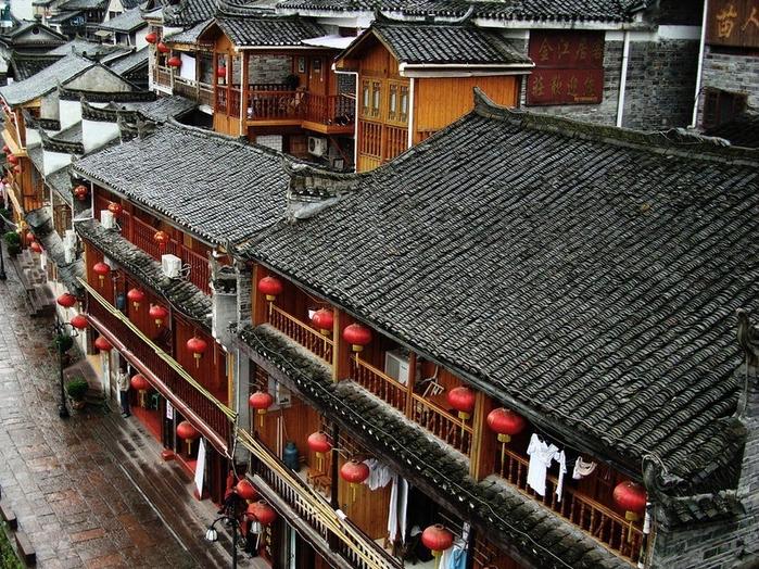 китайский город фэнхуан 3 (700x524, 540Kb)