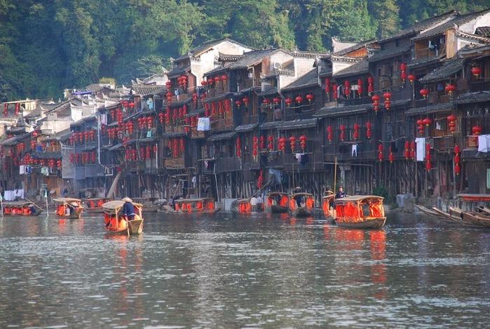 китайский город фэнхуан 5 (700x469, 425Kb)
