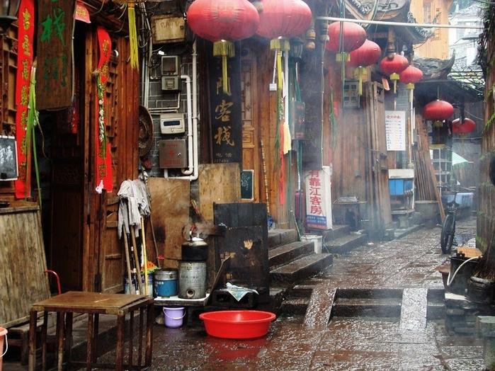 китайский город фэнхуан 10 (700x524, 477Kb)