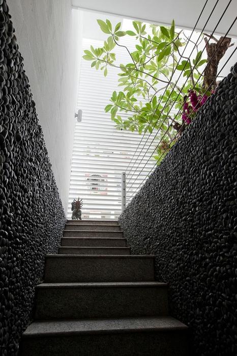 дерево в интерьере квартиры фото 2 (466x700, 266Kb)