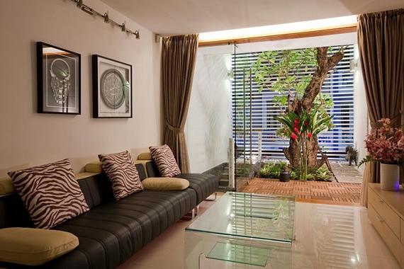 дерево в интерьере квартиры фото 4 (570x380, 147Kb)