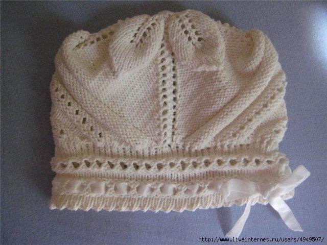 针织:宝宝帽子 - maomao - 我随心动