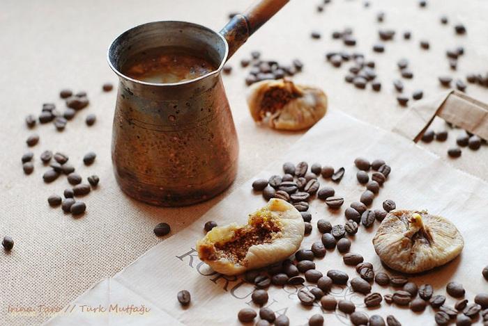 инжирный кофе