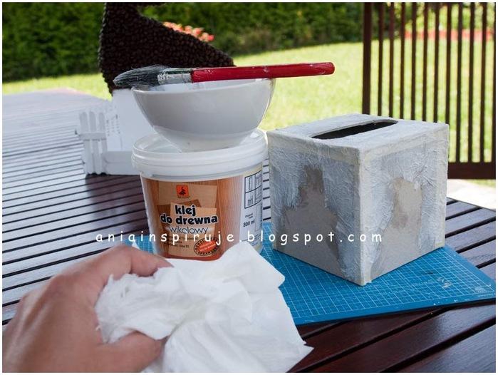 Кофейный кот - подставка для кухни