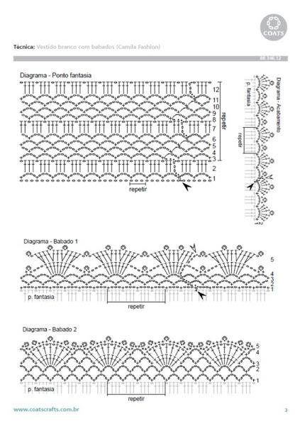 Вязание от оскара де ла рента схемы 83