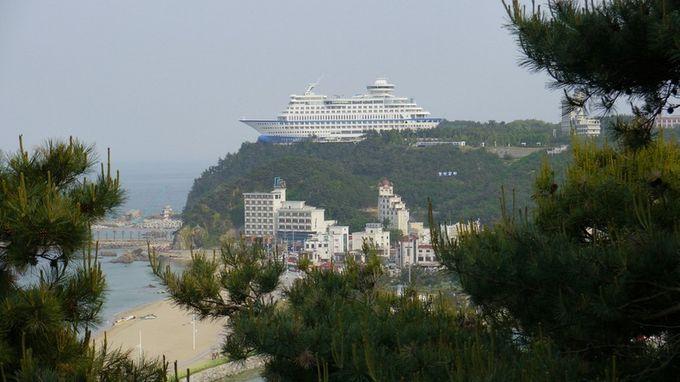 отель в южной корее Sun Cruise Resort & Yacht 4 (680x382, 183Kb)