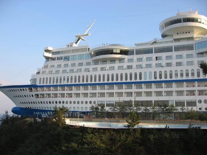 отель в южной корее Sun Cruise Resort & Yacht 2 (700x524, 362Kb)
