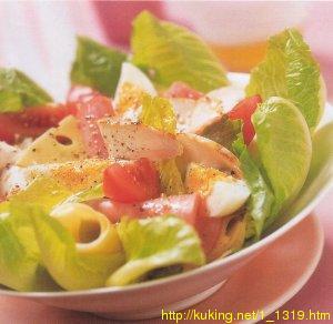 Классический куриный салат (300x292, 16Kb)