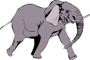 13292452651950186029Running Elephant.svg.med (300x201, 38Kb)