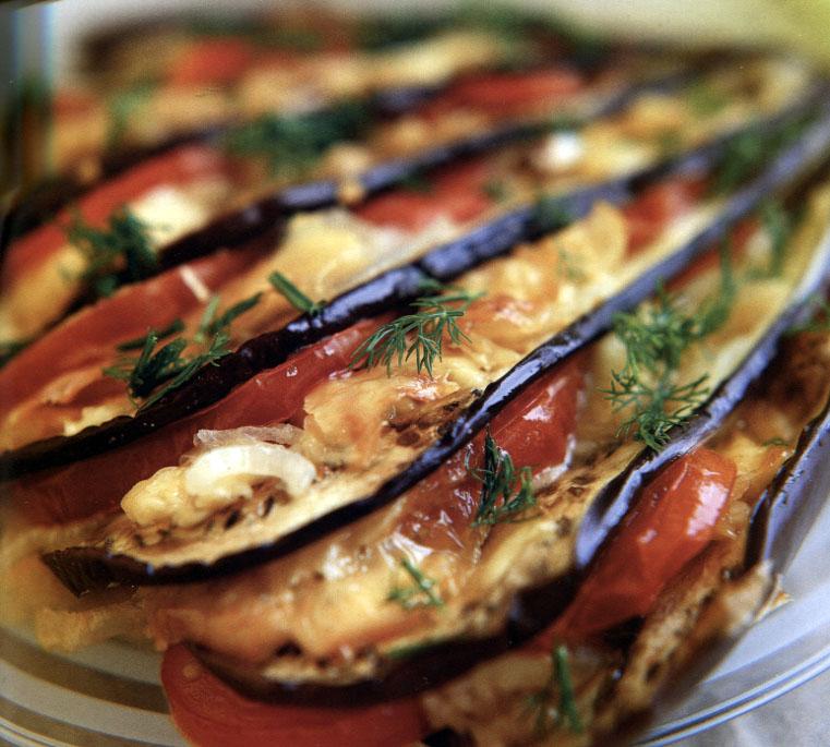 Праздничные блюда из баклажан рецепты
