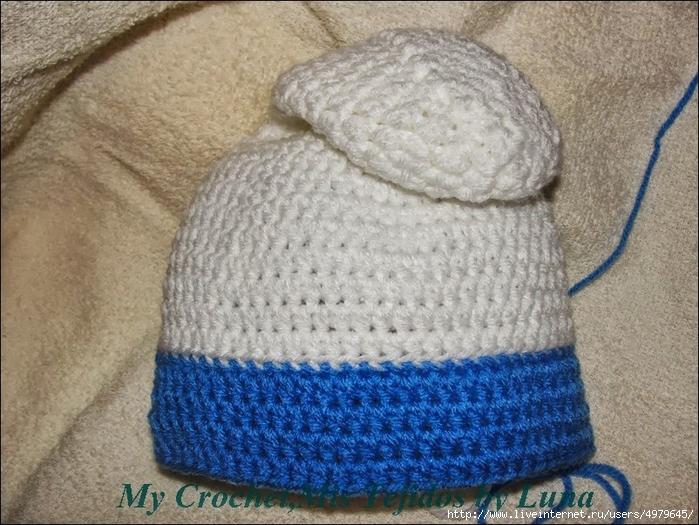 Smurf beanie Hat by Luna-8-14-2013-My Crochet,Mis Tejidos 014 (700x525, 324Kb)