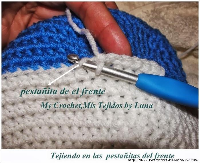 Smurf beanie Hat by Luna-8-14-2013-My Crochet,Mis Tejidos 016 (700x570, 326Kb)