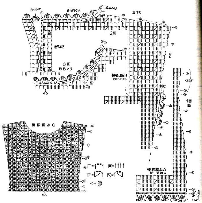 Кофточки филейное вязание крючком схемы и описание 37