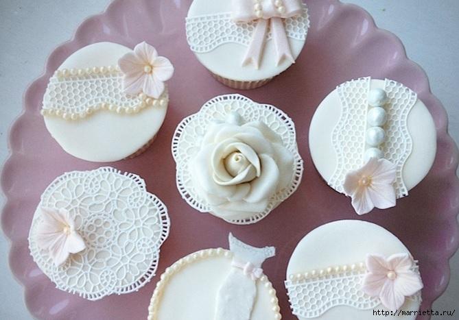 Айсинг в украшении пирожных и кексов. Все про айсинг (1) (669x467, 184Kb)
