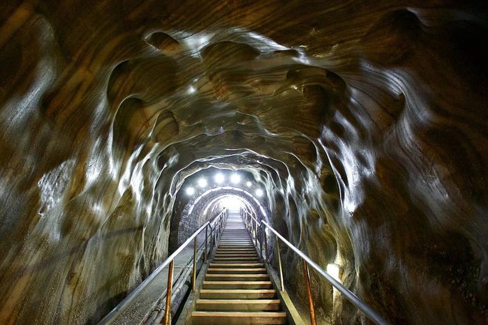 соляная шахта Салина Турда румыния 1 (700x466, 273Kb)
