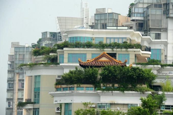 храм на крыше китай фото 7 (680x452, 182Kb)