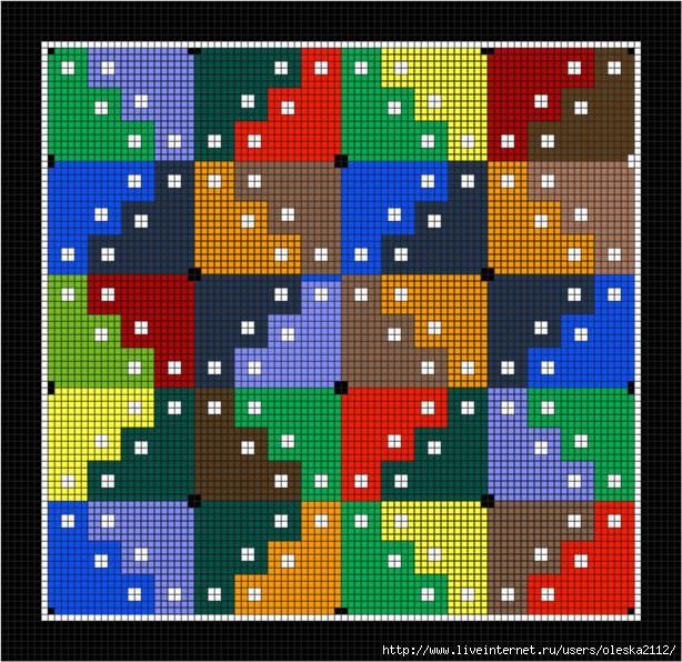 наволочка пэчворк (614x596, 325Kb)