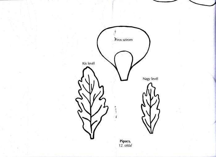 Цветы из креповой (гофрированной) бумаги - журнал (35) (700x509, 81Kb)