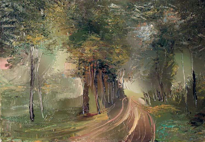 1 Утром в лесу (700x484, 421Kb)