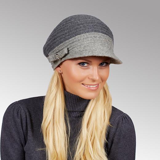 Вязаные шапки оптом для взрослых и детей от компании Snowtex