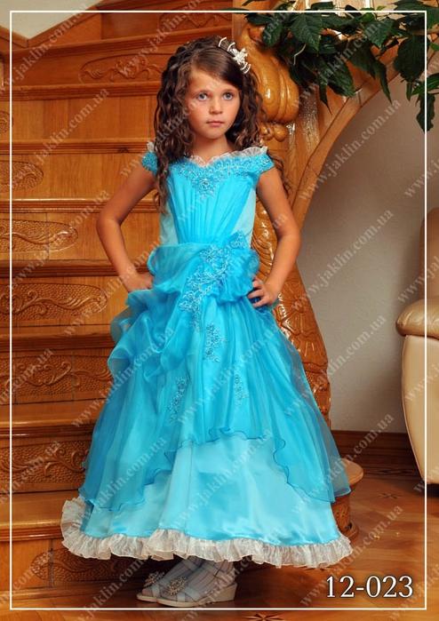 Платья детские смотреть