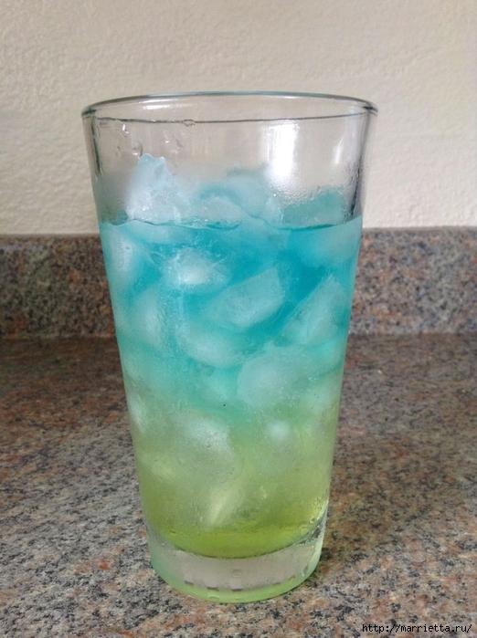 Красивые радужные безалкогольные освежающие напитки (3) (522x700, 258Kb)