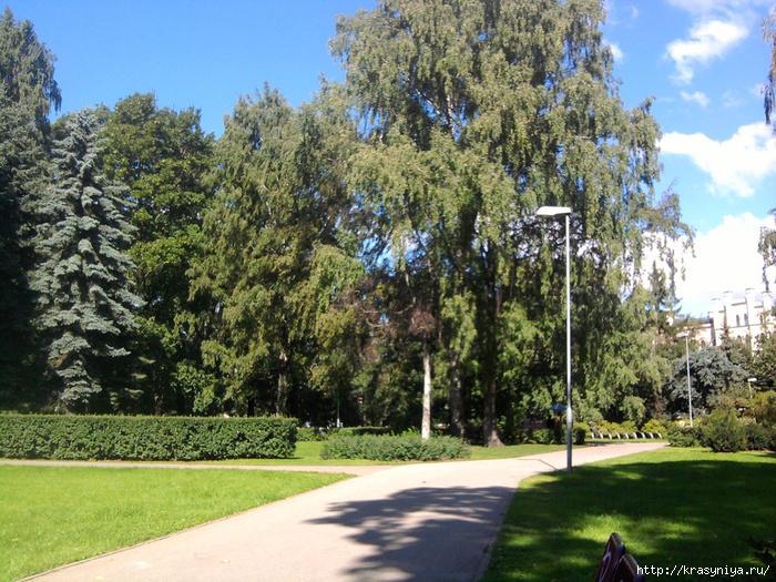 Парки Риги(700x525, 394Kb)
