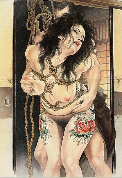 В России рисованная эротика Джито малоизвестна