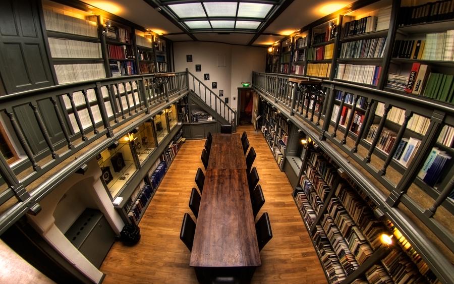 День знаний с библиотекой
