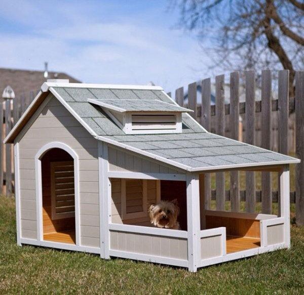 домики для собак фото 2 (600x584, 194Kb)