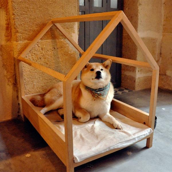 лежанки для собак фото 3 (600x600, 216Kb)