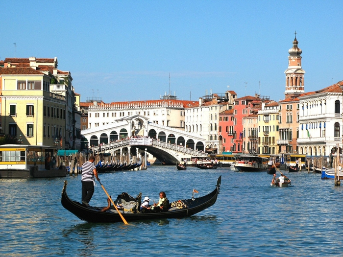 Wallpapers Italy Venice Cities photos.