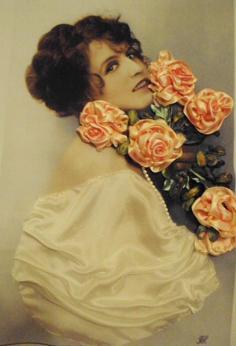 лиру Татьяна вышивка лентами27 (478x700, 349Kb)