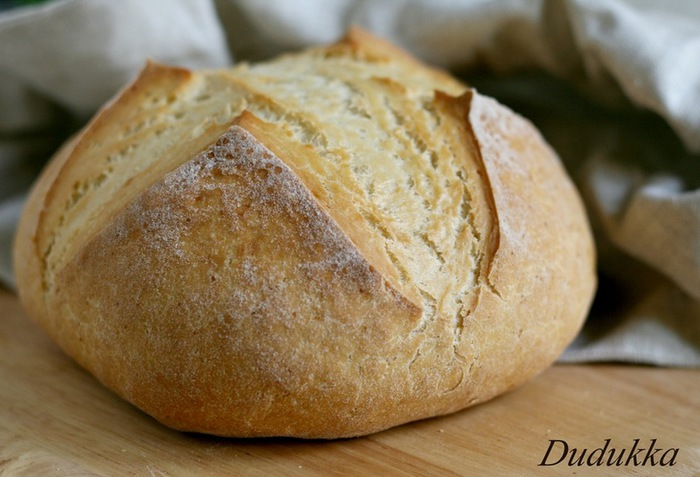 Рецепт белого (пшеничного) хлеба для хлебопечи
