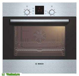 Духовой шкаф Bosch HBN431E1, 52 л электрический независимый (320x310, 25Kb)