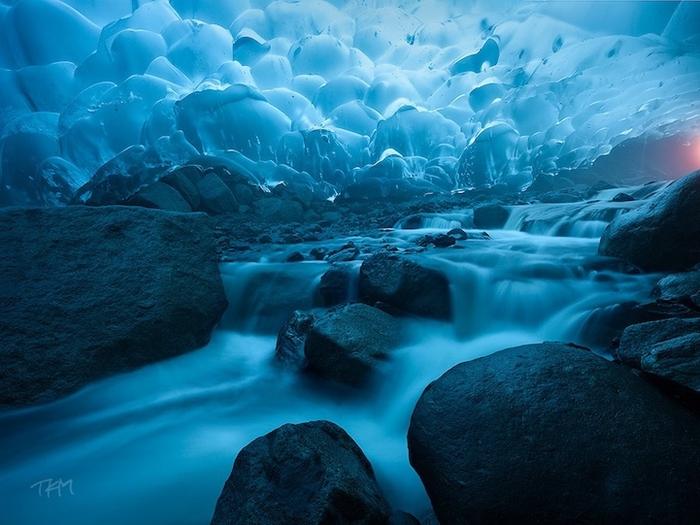 ледник менденхолл аляска фото 6 (700x525, 269Kb)