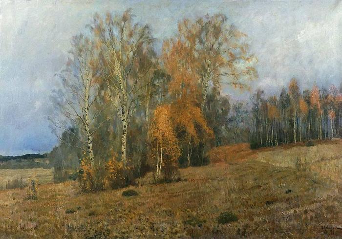 Октябрь (Осень). 1891 (700x489, 63Kb)
