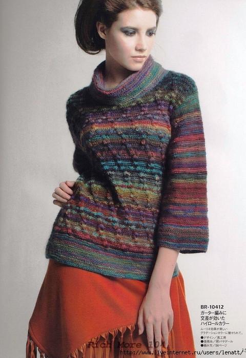 свитер спицами | Записи с
