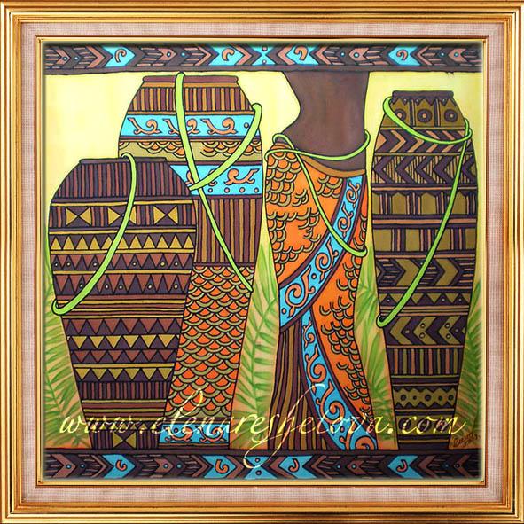 Rytmy Afriki (591x591, 186Kb)