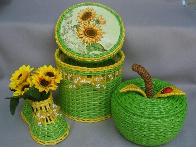 """Идеи для вдохновения """"плетение"""