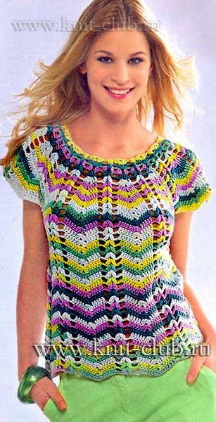 Платье крючком со схемами 100