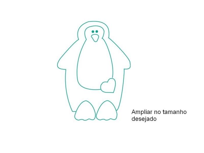 Детское одеяло в технике пэчворк с аппликацией пингвина (2) (700x525, 47Kb)